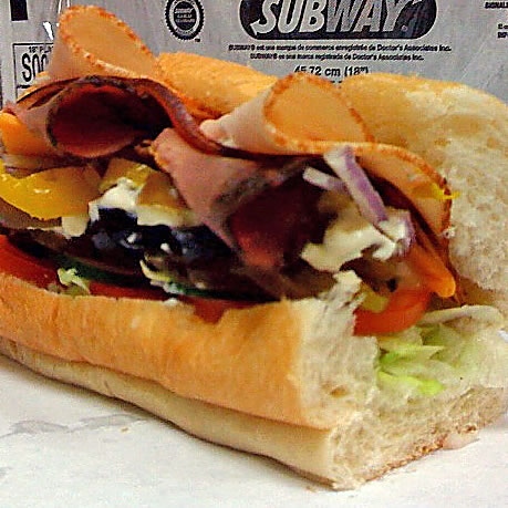 Subway to take out the Azodicarbonamide